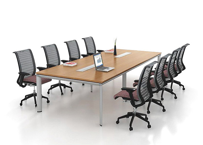 板式会议桌B07,上海板式会议桌,【尺寸 价格 图片 品牌】