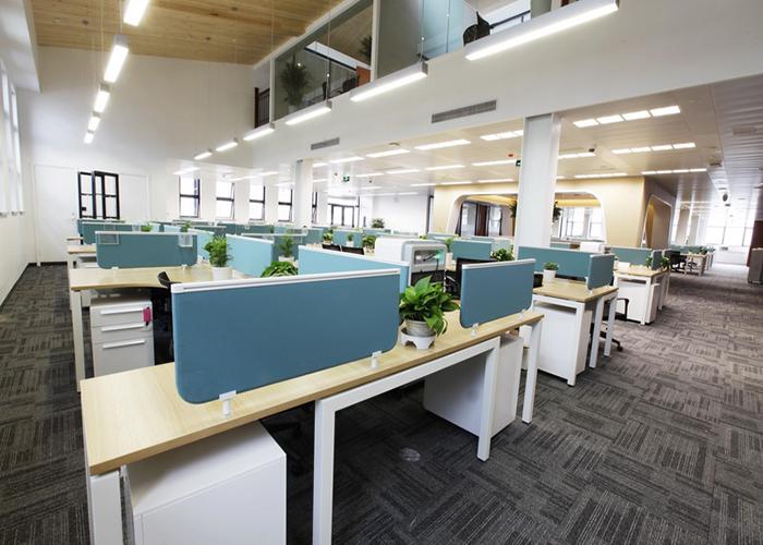 迈蒂诺屏风办公桌A04,上海屏风办公桌,【尺寸 价格 图片 品牌