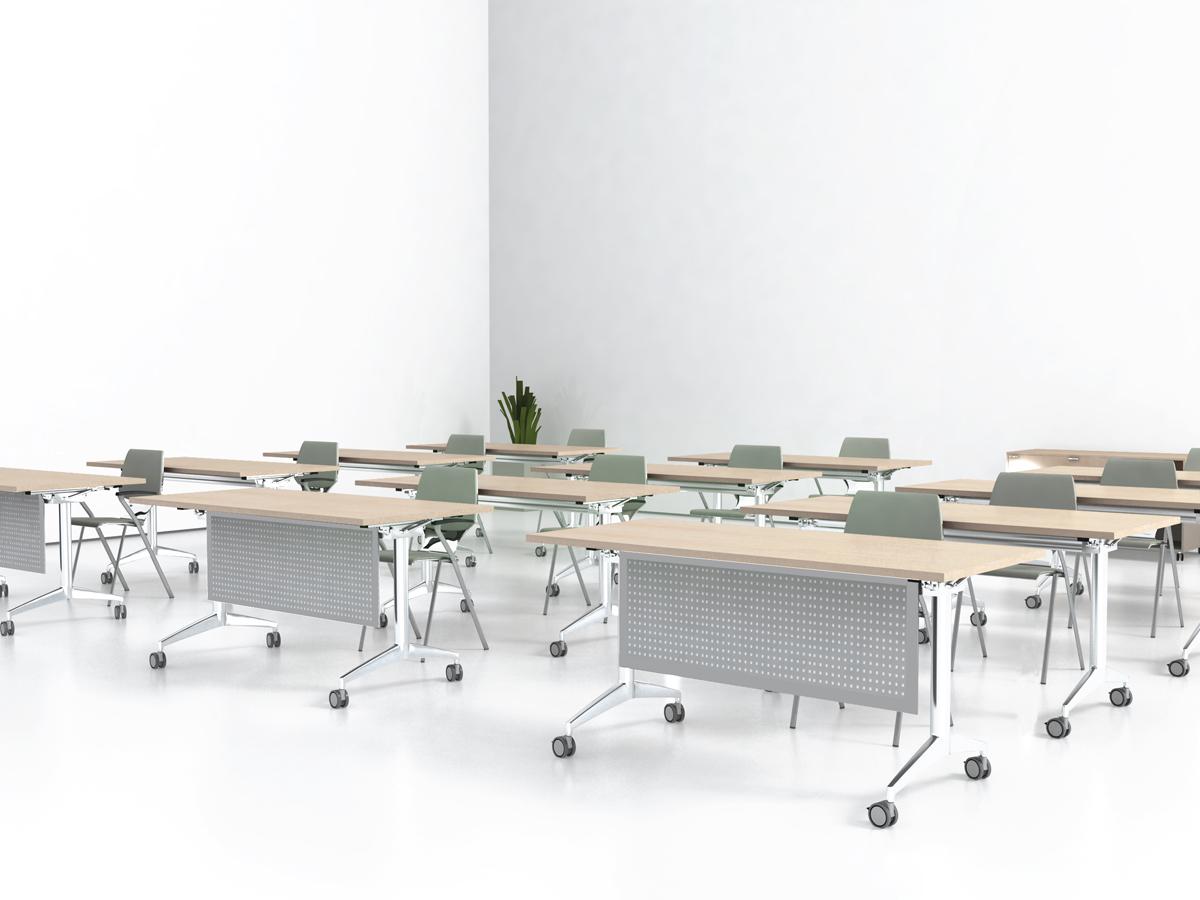 雷蒂斯培训桌A19,上海培训桌,【尺寸 价格 图片 品牌】