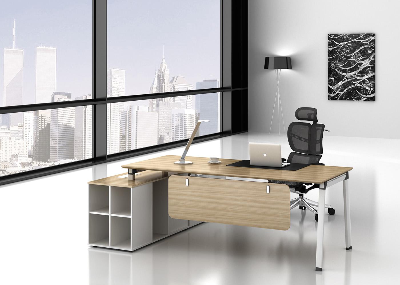 格莱特班台A07,上海老板桌,职员办公桌【尺寸 价格 图片 品牌