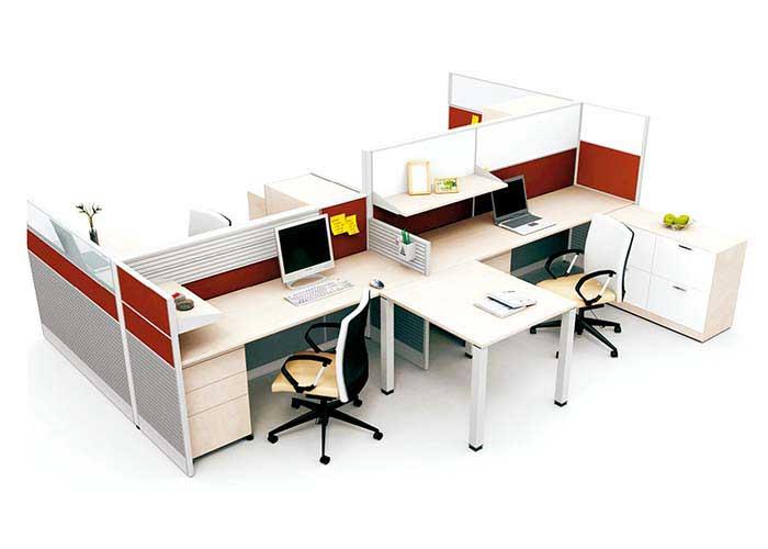 亚莱克屏风办公桌A01,上海屏风办公桌,【尺寸 价格 图片 品牌