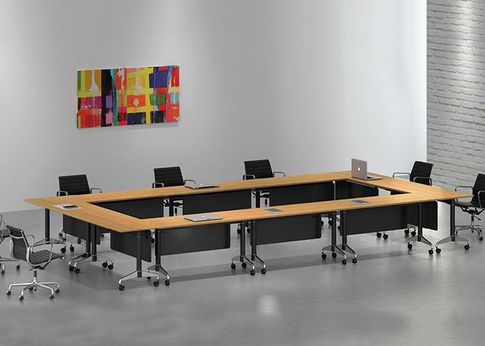 雷蒂斯培训桌B08,上海培训桌,【尺寸 价格 图片 品牌】