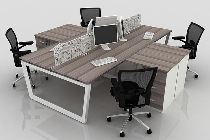 格莱特屏风办公桌C05,上海屏风办公桌,【尺寸 价格 图片 品牌