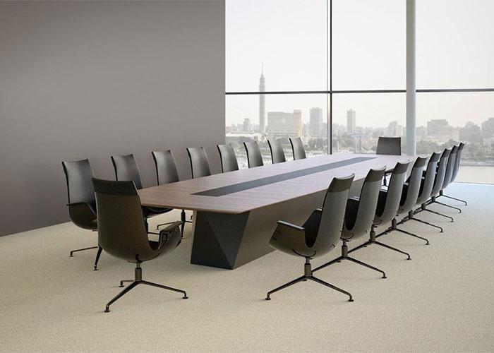 雷蒂斯会议桌B06,上海会议桌,【尺寸 价格 图片 品牌】