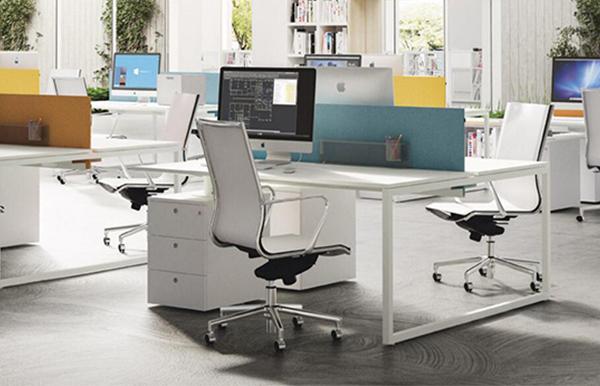 亚莱克屏风办公桌A107