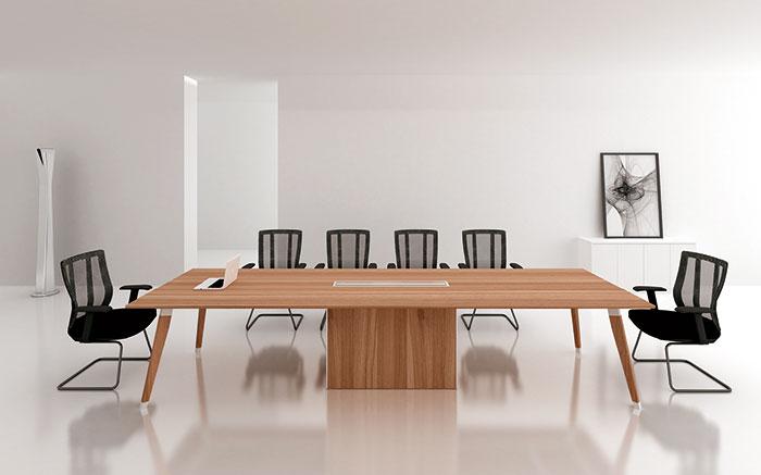 亚博体育app下载ios木纹会议桌