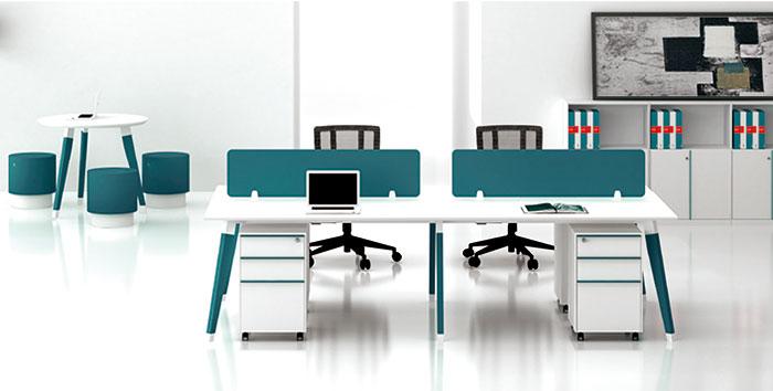 格莱特职员桌A28,员工位,办公桌