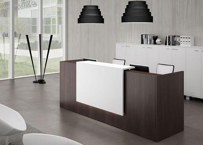 办公桌椅人体工学设计—老板办公大班台