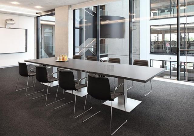 组合式yabo亚博体育桌应该如何布置